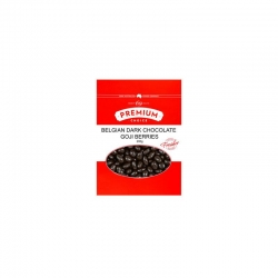 Dark Chocolate coated Goji Berries
