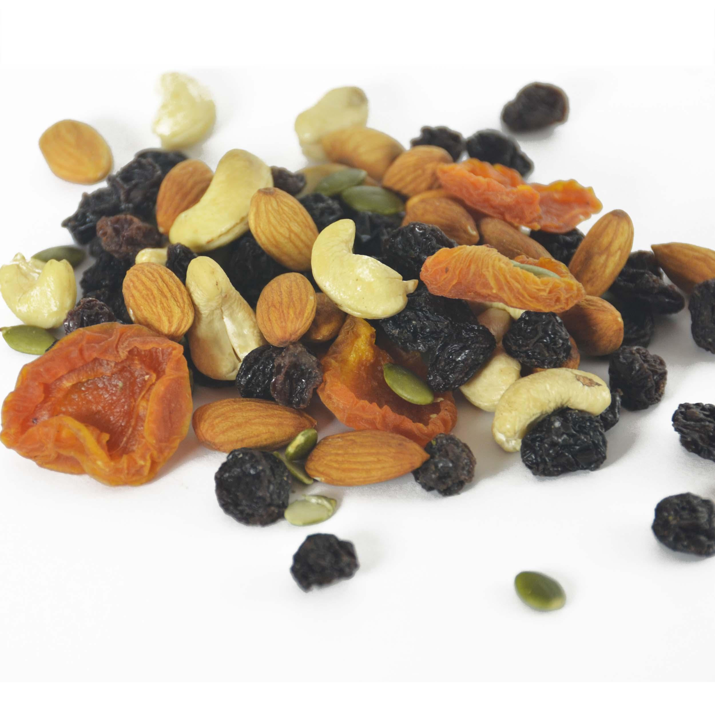 Fruit and Nut Mixes
