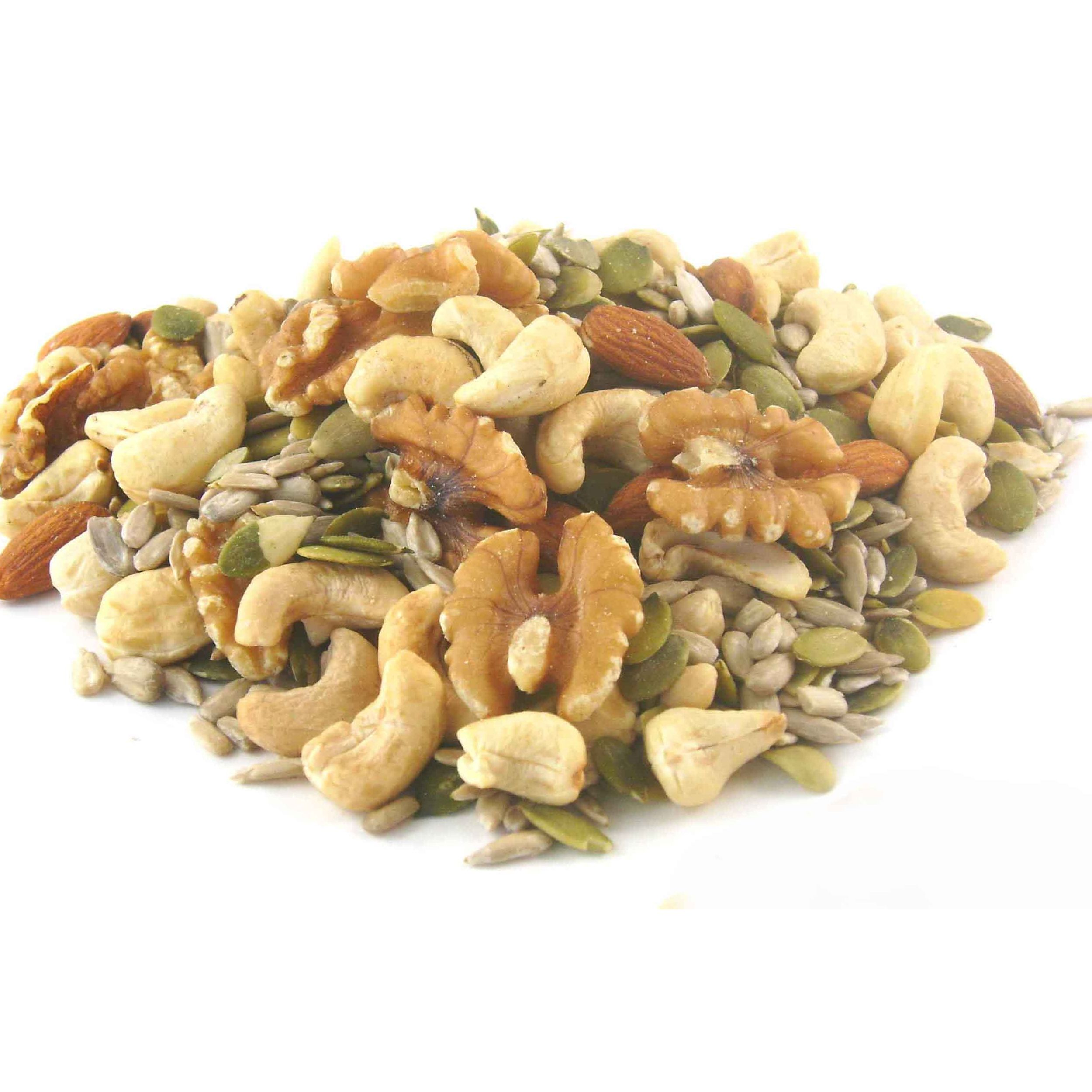 is fruit and nut mix healthy fruits low in sugar