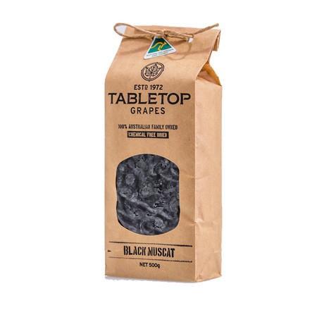Tabletop Black Muscat 20x500g