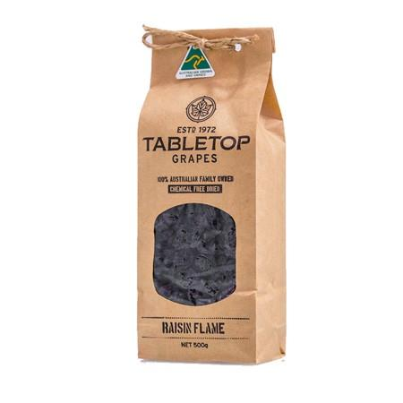 Tabletop Flame Seedless Raisin 20x500g