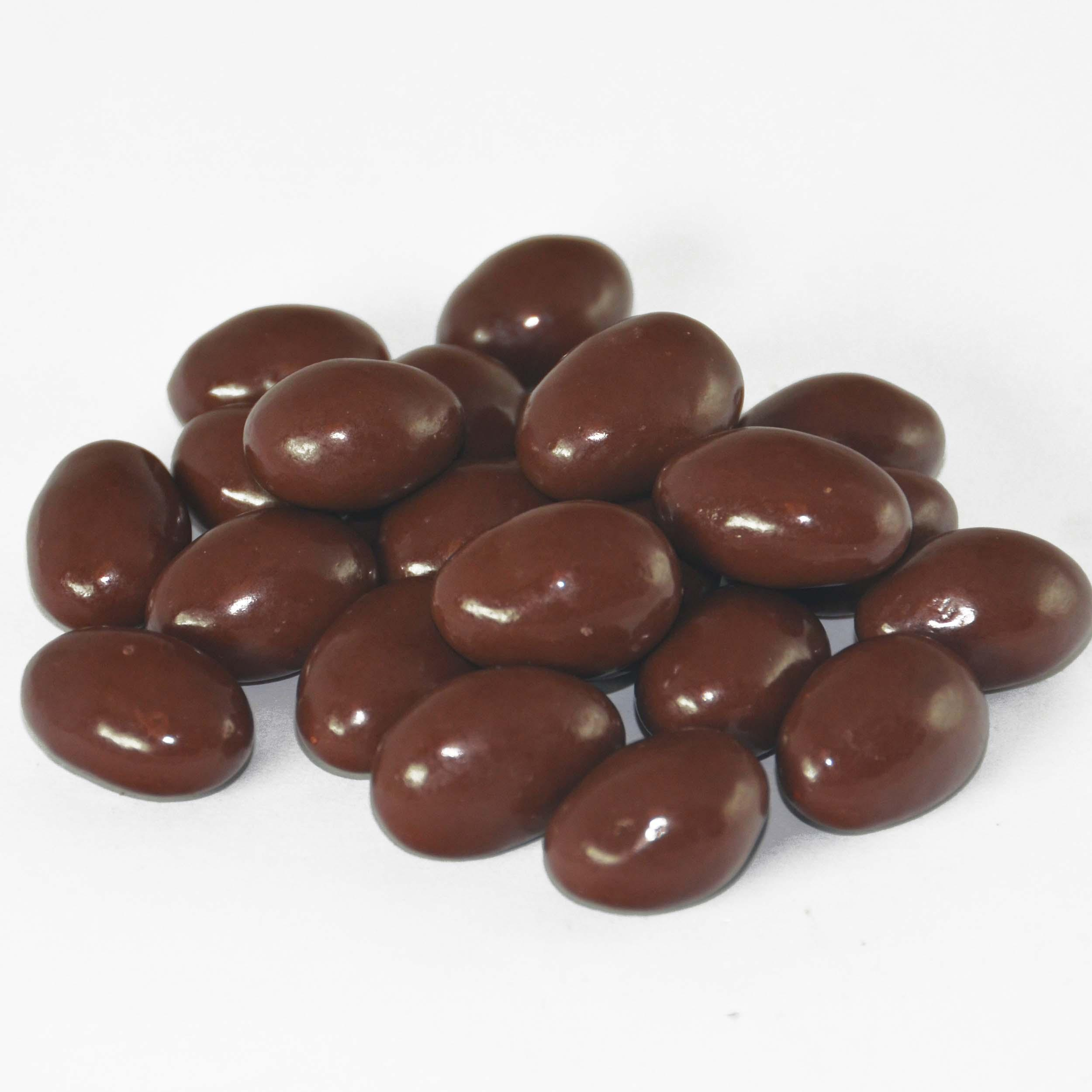 chocolate covered almonds healthy