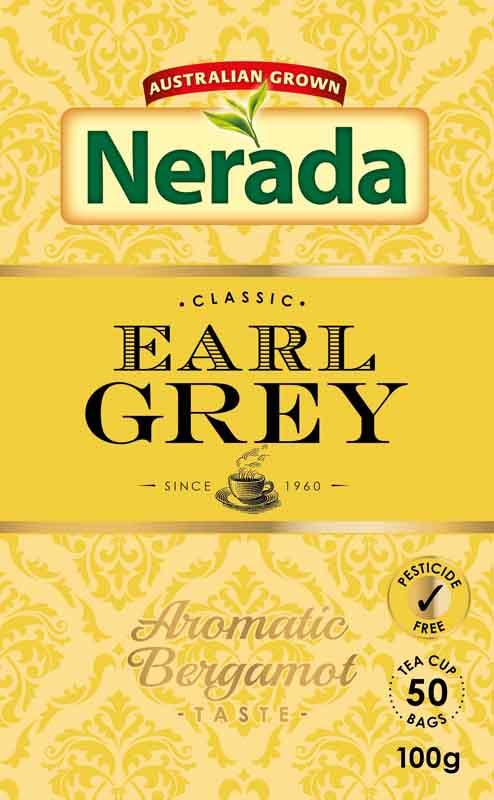 Nerada Earl Grey 5x50 Teabags