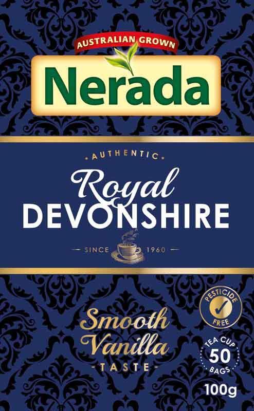 Nerada Royal Devonshire 5x50 Teabags