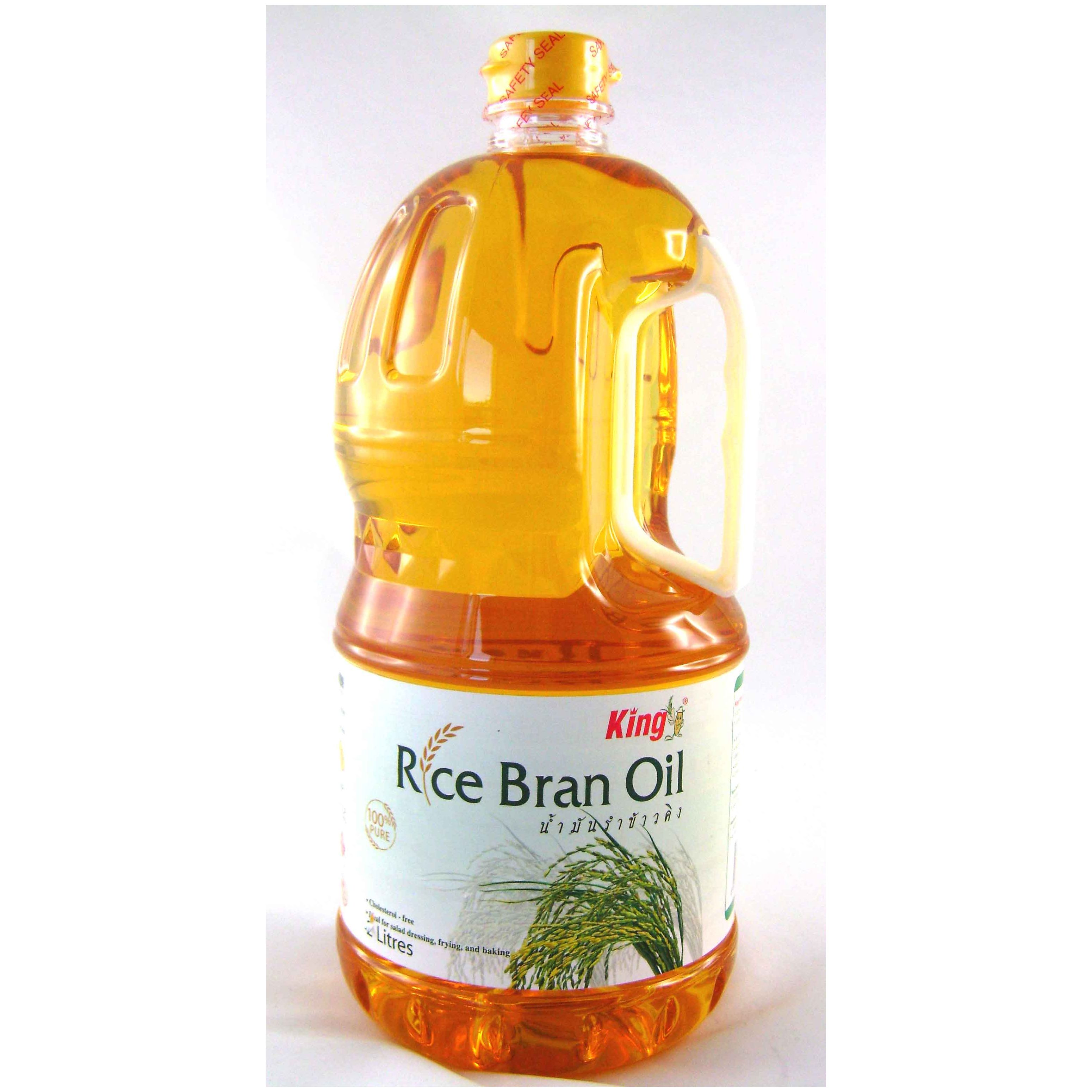 rice bran oil and weight loss