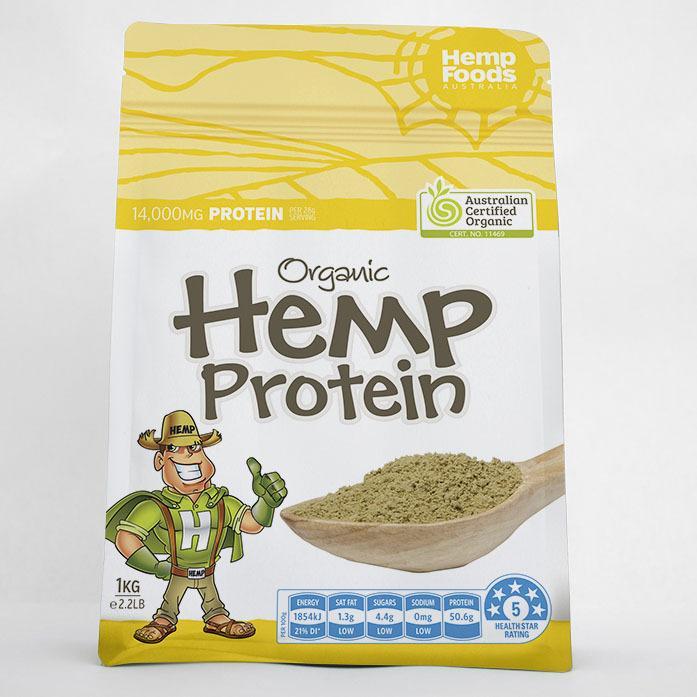 Hemp Protein Powder 1kg