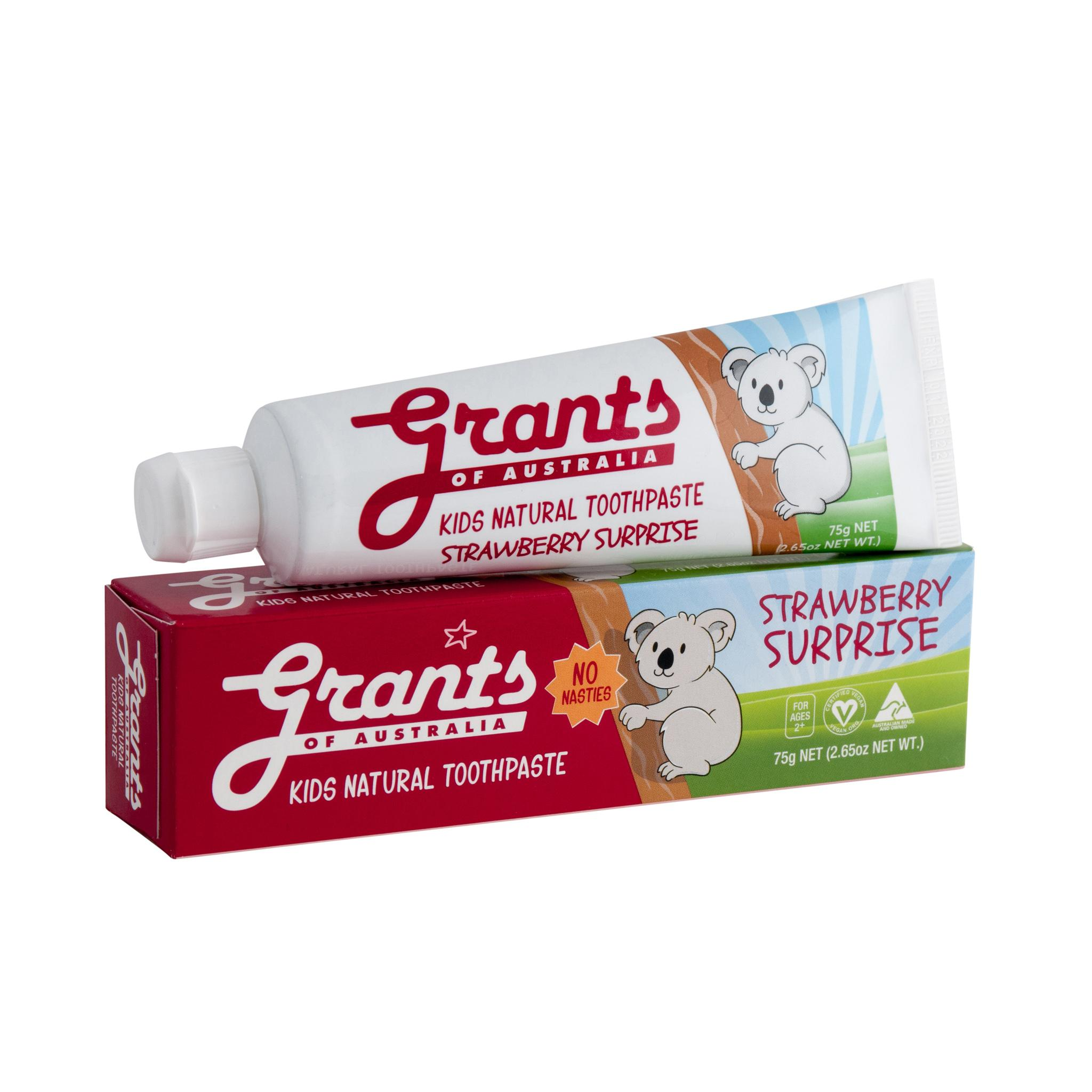 Kids Strawberry Surprise Toothpaste 75g