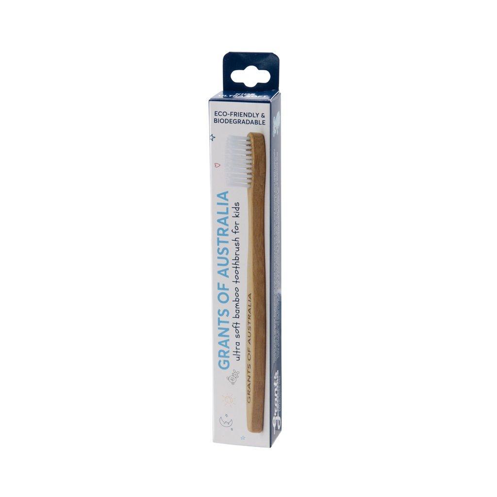 Kids Bamboo Toothbrush Ultra Soft (12)