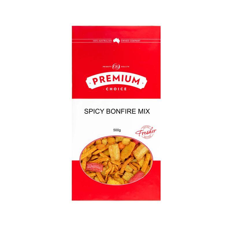 Premium Choice Spicy Bonfire Mix 10x500g