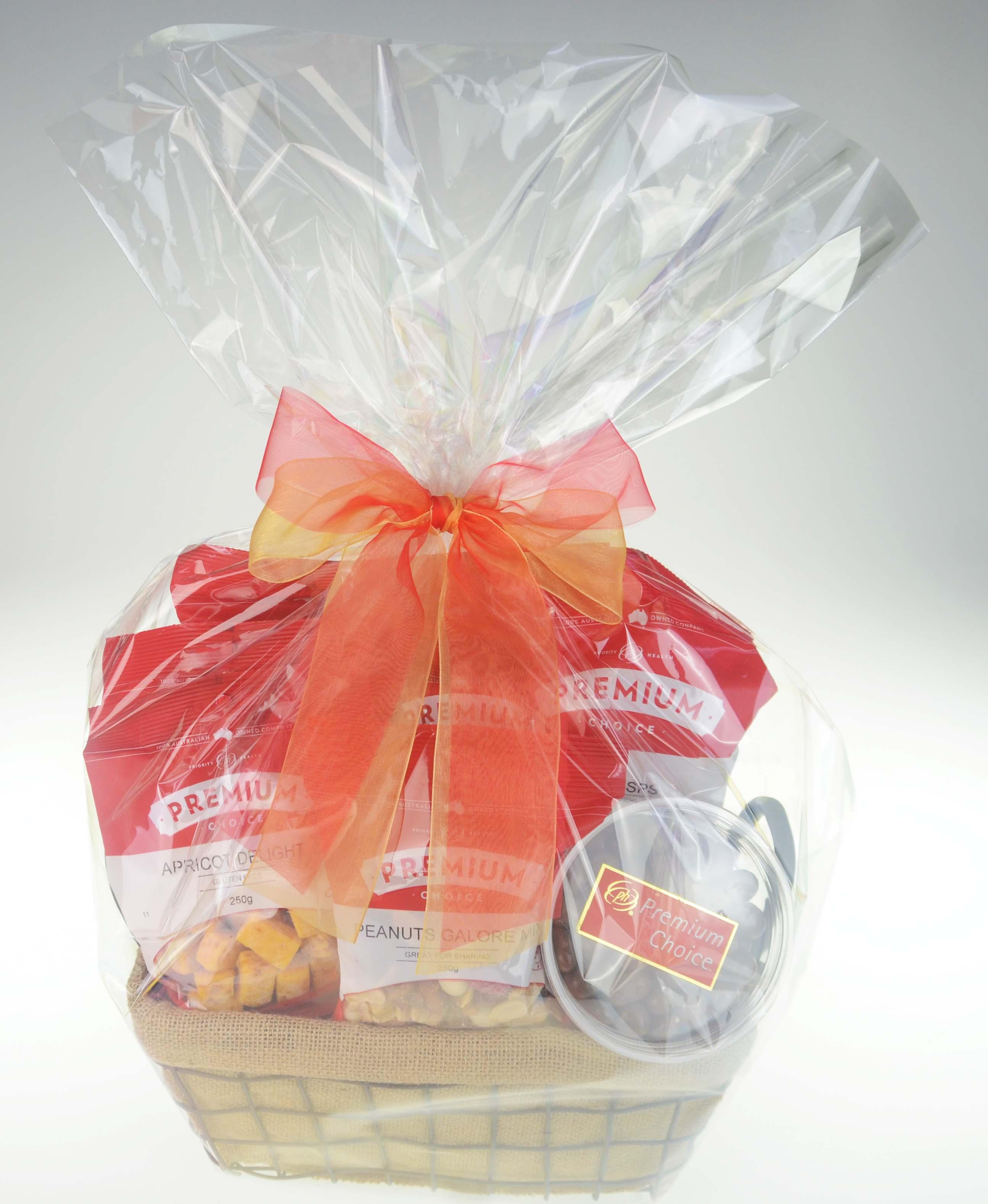 Christmas Basket Medium