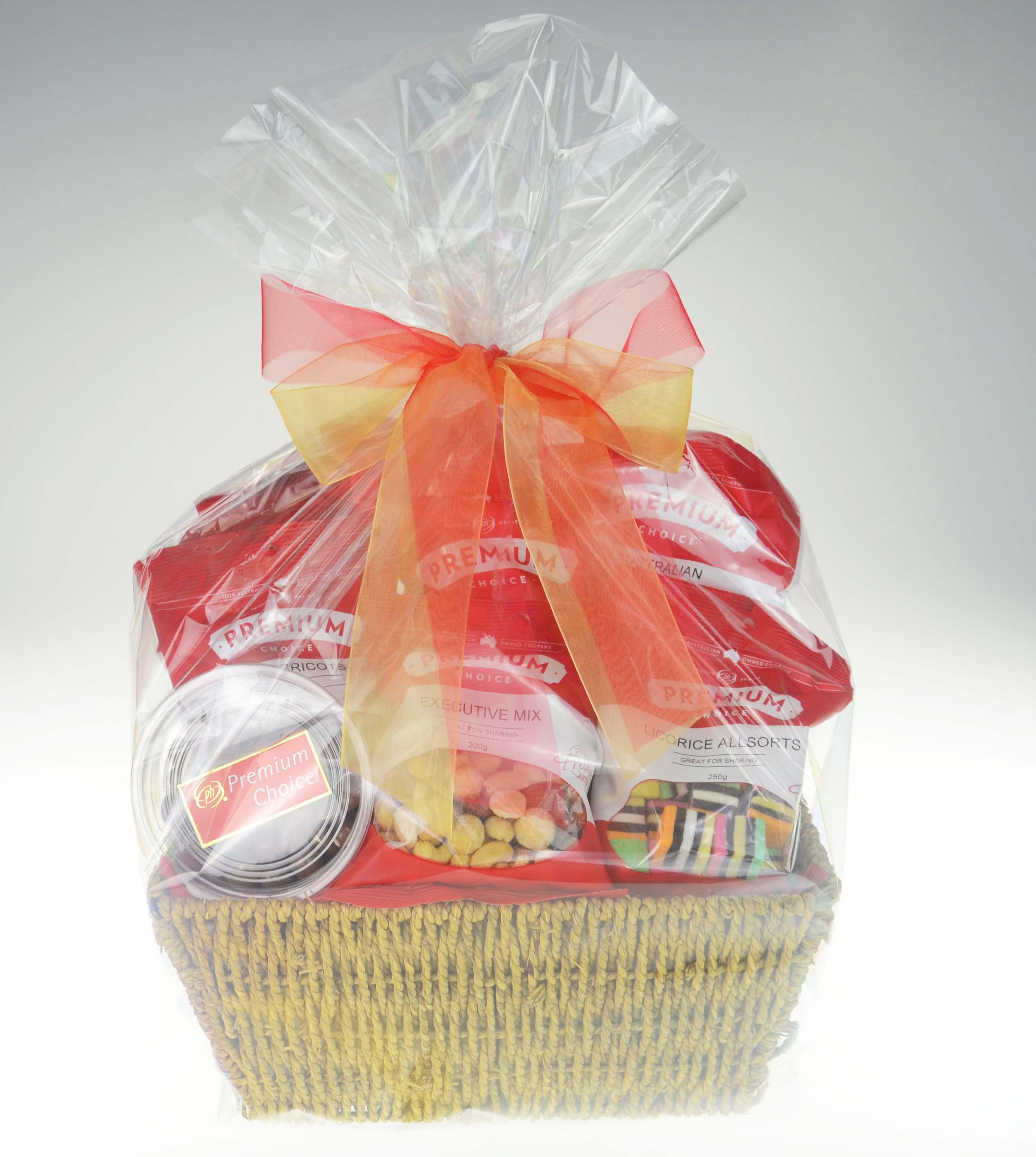 The Naughty and Nice Festive Hamper