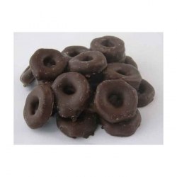 Lewis Carob Coated Aniseed Rings No Added Sugar 2.5kg