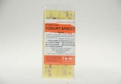 Lewis Yoghurt Coated Apricot Bar No Added Sugar 6x110gm