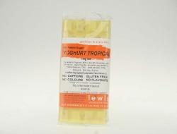 Lewis Yoghurt Coated Tropical Bar No Added Sugar 6x110gm