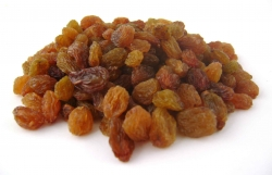 Sultanas Organic Sweet Gold 6kg
