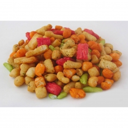 Priority Health Coloured Rice Crackers 6kg
