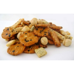 Rice Crackers Healthy Mix 6.5kg