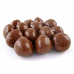 Fyna Milk Chocolate Raspberry Shots 6.5kg