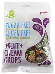 Dihani Fruit & Cream Drops S/F G/F 95g (12)
