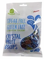 Dihani Crystal Fruit Drops S/F G/F 95g (12)