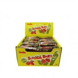 Bellis Chocolate Strawberry Bars 5kg