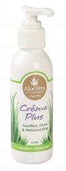 Aloe Vera Creme Plus 70% 125ml
