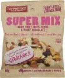 Harvest Box Snack Pack Super Mix G/F 10x45g