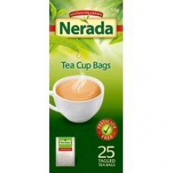 Nerada Tea Cup Bags 25 Teabags