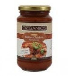 Ozganics Indian Butter Chicken Curry Sauce  6x375g - Click for more info