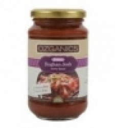 Ozganics Indian Roghan Josh Curry Sauce 6x375g - Click for more info
