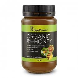 Bee Power Raw Organic Honey 1kg