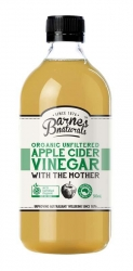 Barnes Naturals Organic Apple Cider Vinegar with the Mother 500ml (6)