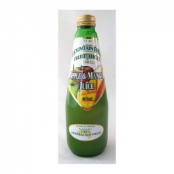 Mountain Fresh Apple & Mango Juice 12x400ml - Click for more info