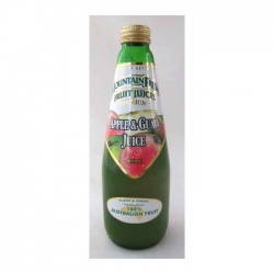 Mountain Fresh Apple & Guava Juice 12x400ml - Click for more info