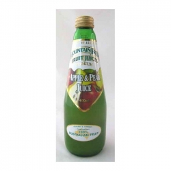 Mountain Fresh Apple and Pear Juice 12x400ml - Click for more info