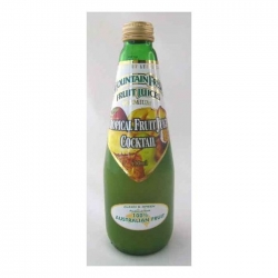 Mountain Fresh Tropical Fruit Juice Cocktail 12x400ml - Click for more info