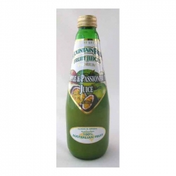 Mountain Fresh Apple & Passionfruit Juice 12x400ml - Click for more info