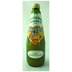 Mountain Fresh Orange and Mango Juice 12x400ml - Click for more info