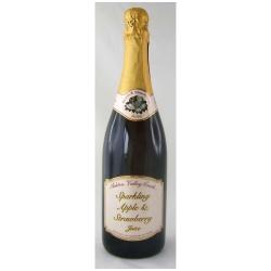 Ashton Valley Crush Sparkling Apple & Strawberry Juice 12x750ml