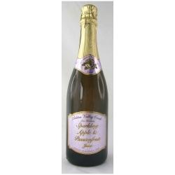 Ashton Valley Crush Sparkling Apple & Passionfruit Juice 12x750ml