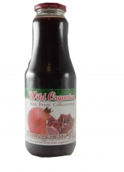 Organic Pomegranate Juice 1lt (12)
