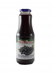 Organic Blueberry Juice 1lt (12)