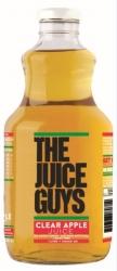 The Juice Guys Clear Apple Juice 1lt (6)