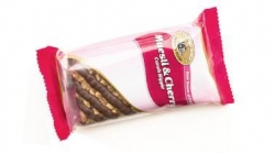Future Bake Carob Cherry Ripple & Muesli Slice 100g (24)