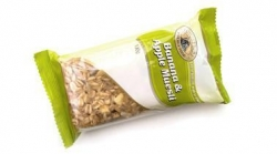 Future Bake Banana & Apple Muesli Slice 100g (24)