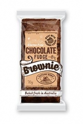 Future Bake Choc Fudge Brownie Gluten Free 70g (10)