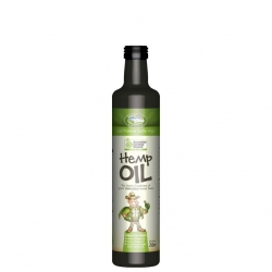 Hemp Organic Cold-Pressed Oil 250ml