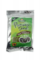 Pumpkin Seeds Dark Chocolate 100g - Click for more info