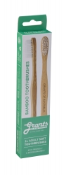 Bamboo Toothbrush Soft (Twin Pack) (6)
