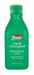 Grants Liquid Chlorophyll Internal Cleanser and Tonic 500ml